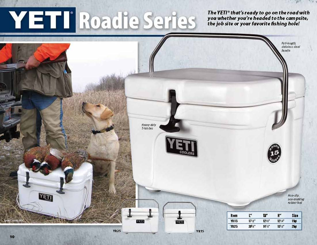 YETI • Roadie Series